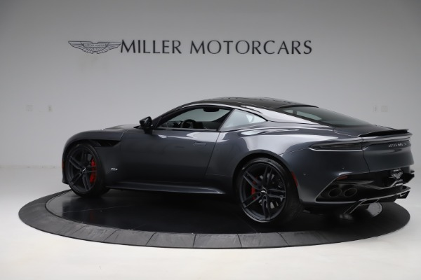 Used 2019 Aston Martin DBS Superleggera Coupe for sale Sold at Aston Martin of Greenwich in Greenwich CT 06830 4