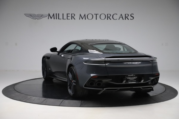 Used 2019 Aston Martin DBS Superleggera Coupe for sale Sold at Aston Martin of Greenwich in Greenwich CT 06830 5