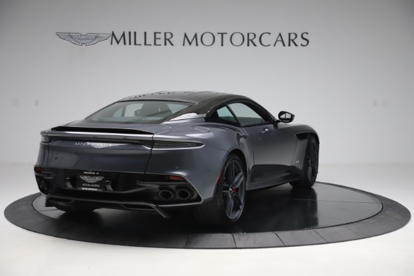 Used 2019 Aston Martin DBS Superleggera Coupe for sale Sold at Aston Martin of Greenwich in Greenwich CT 06830 7