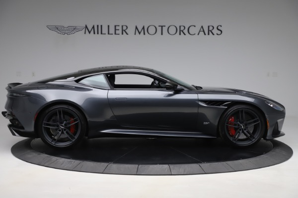 Used 2019 Aston Martin DBS Superleggera Coupe for sale Sold at Aston Martin of Greenwich in Greenwich CT 06830 9