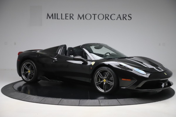 Used 2015 Ferrari 458 Speciale Aperta for sale $635,900 at Aston Martin of Greenwich in Greenwich CT 06830 10