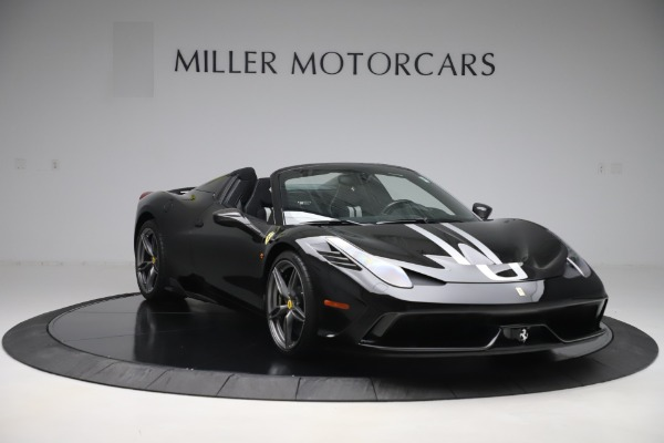 Used 2015 Ferrari 458 Speciale Aperta for sale $635,900 at Aston Martin of Greenwich in Greenwich CT 06830 11