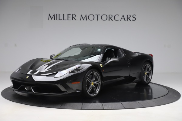 Used 2015 Ferrari 458 Speciale Aperta for sale $635,900 at Aston Martin of Greenwich in Greenwich CT 06830 13