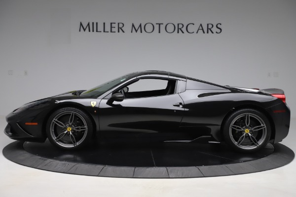 Used 2015 Ferrari 458 Speciale Aperta for sale $635,900 at Aston Martin of Greenwich in Greenwich CT 06830 14