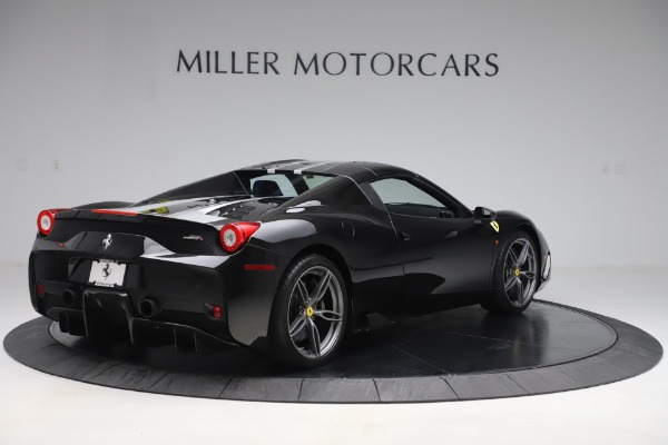 Used 2015 Ferrari 458 Speciale Aperta for sale $635,900 at Aston Martin of Greenwich in Greenwich CT 06830 16