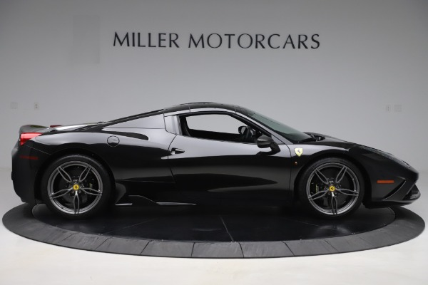 Used 2015 Ferrari 458 Speciale Aperta for sale $635,900 at Aston Martin of Greenwich in Greenwich CT 06830 17