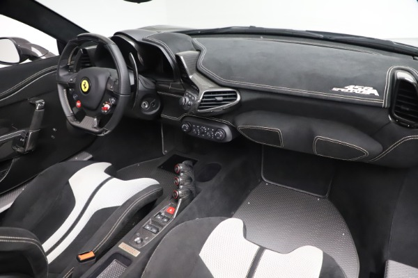 Used 2015 Ferrari 458 Speciale Aperta for sale $635,900 at Aston Martin of Greenwich in Greenwich CT 06830 26