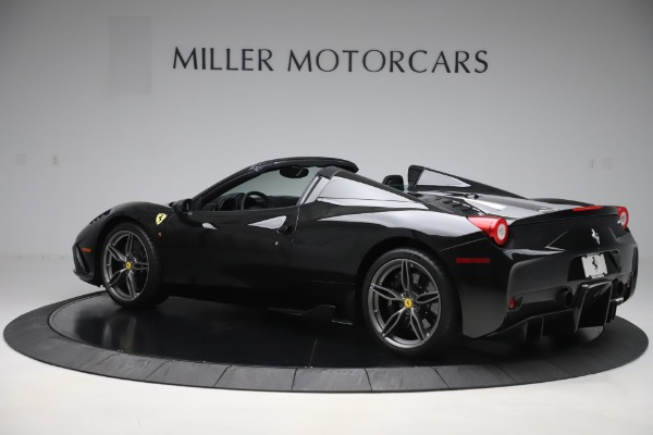 Used 2015 Ferrari 458 Speciale Aperta for sale $635,900 at Aston Martin of Greenwich in Greenwich CT 06830 4
