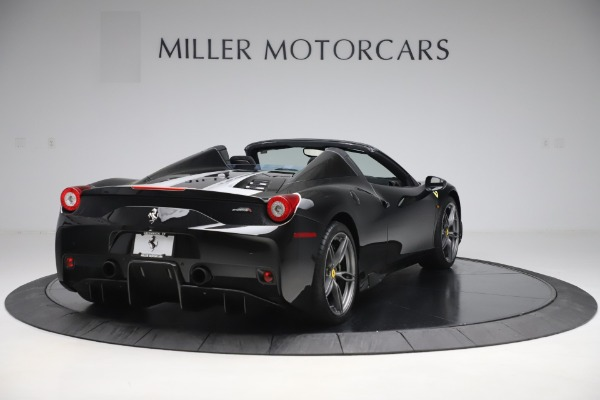 Used 2015 Ferrari 458 Speciale Aperta for sale $635,900 at Aston Martin of Greenwich in Greenwich CT 06830 7