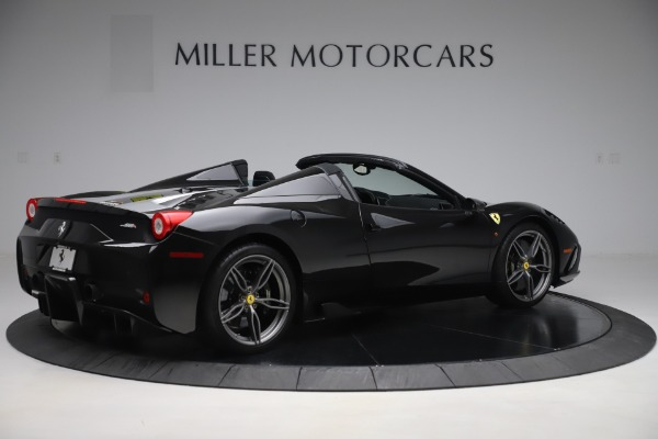 Used 2015 Ferrari 458 Speciale Aperta for sale $635,900 at Aston Martin of Greenwich in Greenwich CT 06830 8