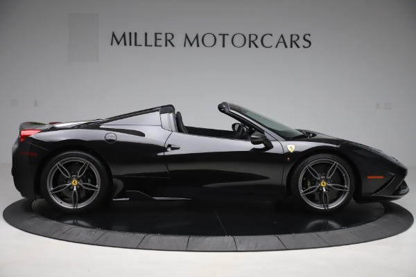 Used 2015 Ferrari 458 Speciale Aperta for sale $635,900 at Aston Martin of Greenwich in Greenwich CT 06830 9