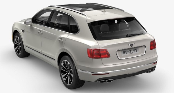 New 2020 Bentley Bentayga V8 for sale Sold at Aston Martin of Greenwich in Greenwich CT 06830 4