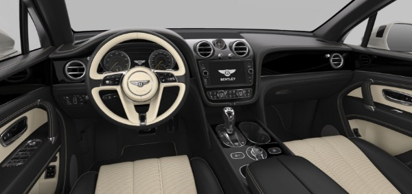 New 2020 Bentley Bentayga V8 for sale Sold at Aston Martin of Greenwich in Greenwich CT 06830 6