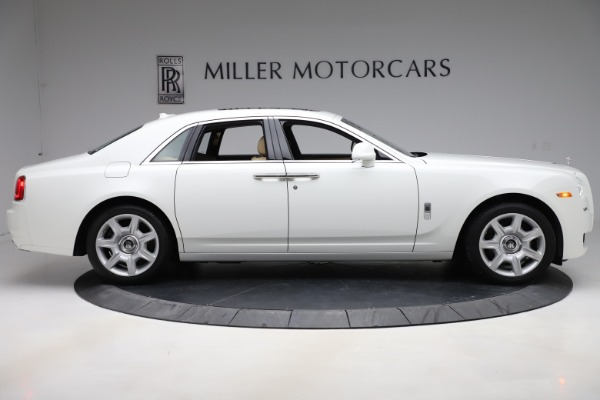 Used 2015 Rolls-Royce Ghost for sale $166,900 at Aston Martin of Greenwich in Greenwich CT 06830 10