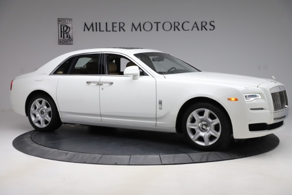 Used 2015 Rolls-Royce Ghost for sale $166,900 at Aston Martin of Greenwich in Greenwich CT 06830 11