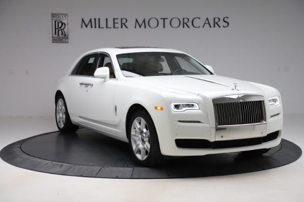 Used 2015 Rolls-Royce Ghost for sale $166,900 at Aston Martin of Greenwich in Greenwich CT 06830 12