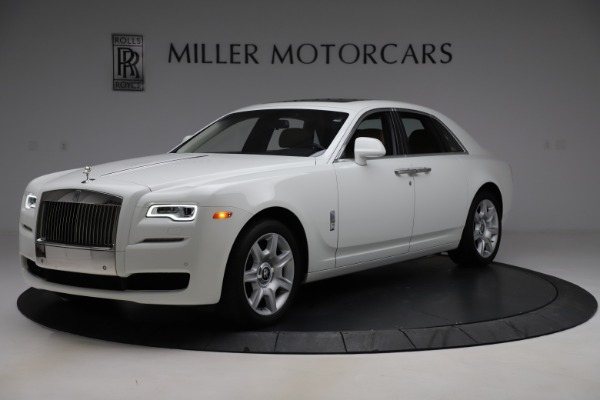 Used 2015 Rolls-Royce Ghost for sale $166,900 at Aston Martin of Greenwich in Greenwich CT 06830 3