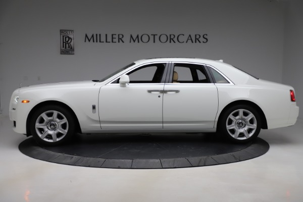 Used 2015 Rolls-Royce Ghost for sale $166,900 at Aston Martin of Greenwich in Greenwich CT 06830 4