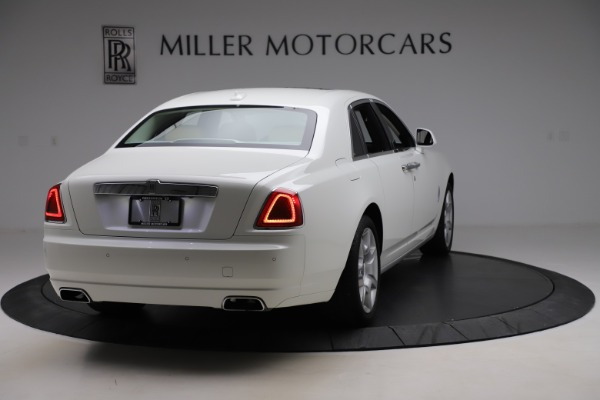 Used 2015 Rolls-Royce Ghost for sale $166,900 at Aston Martin of Greenwich in Greenwich CT 06830 8