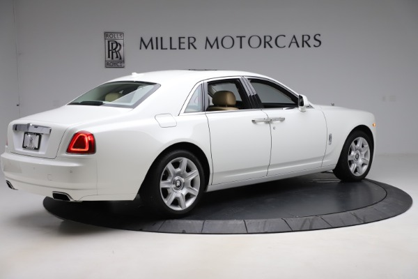 Used 2015 Rolls-Royce Ghost for sale $166,900 at Aston Martin of Greenwich in Greenwich CT 06830 9