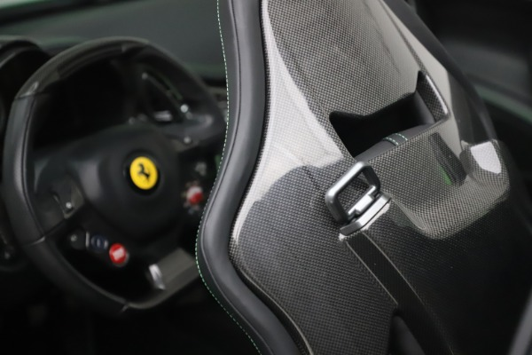 Used 2015 Ferrari 458 Spider for sale Sold at Aston Martin of Greenwich in Greenwich CT 06830 28