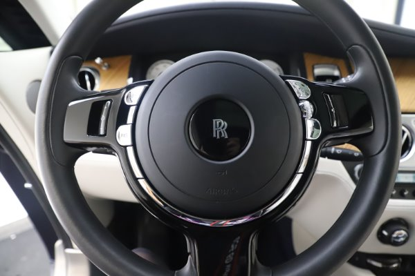 Used 2016 Rolls-Royce Wraith for sale Sold at Aston Martin of Greenwich in Greenwich CT 06830 24
