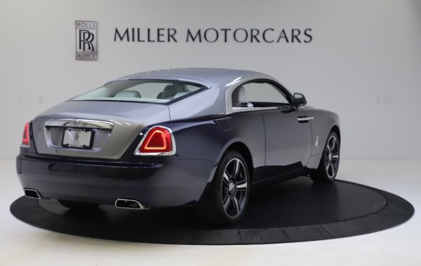 Used 2016 Rolls-Royce Wraith for sale Sold at Aston Martin of Greenwich in Greenwich CT 06830 5