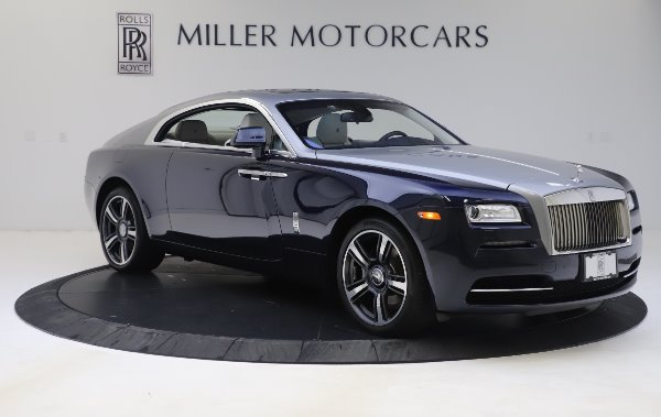 Used 2016 Rolls-Royce Wraith for sale Sold at Aston Martin of Greenwich in Greenwich CT 06830 7
