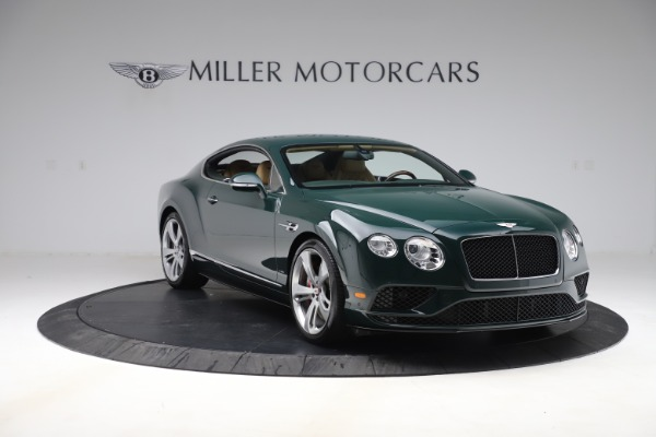 Used 2017 Bentley Continental GT V8 S for sale $139,900 at Aston Martin of Greenwich in Greenwich CT 06830 11