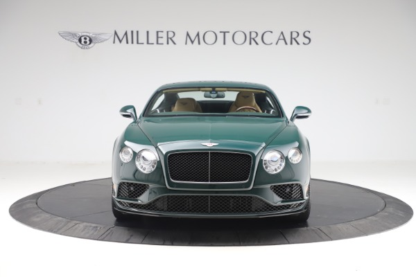 Used 2017 Bentley Continental GT V8 S for sale $139,900 at Aston Martin of Greenwich in Greenwich CT 06830 12