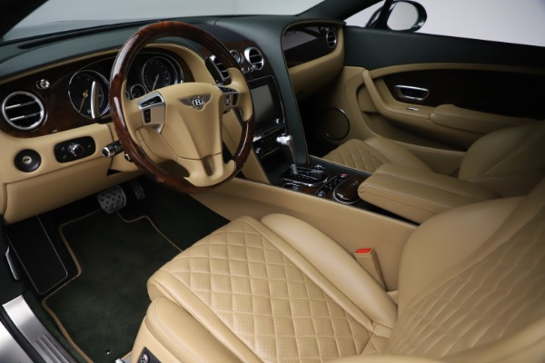Used 2017 Bentley Continental GT V8 S for sale $139,900 at Aston Martin of Greenwich in Greenwich CT 06830 17