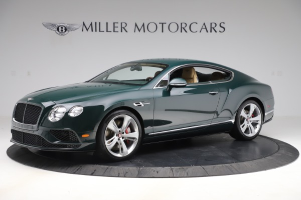 Used 2017 Bentley Continental GT V8 S for sale $139,900 at Aston Martin of Greenwich in Greenwich CT 06830 2