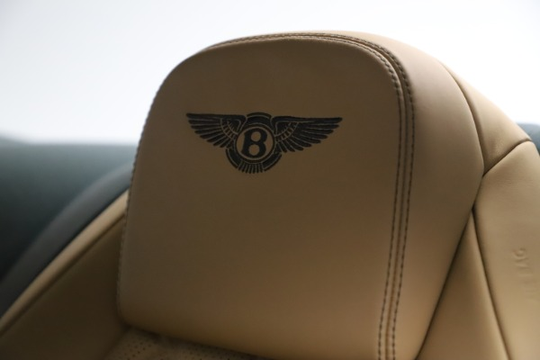 Used 2017 Bentley Continental GT V8 S for sale $139,900 at Aston Martin of Greenwich in Greenwich CT 06830 21