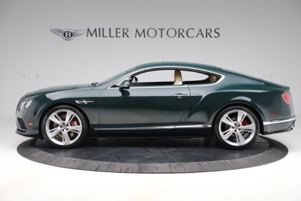 Used 2017 Bentley Continental GT V8 S for sale $139,900 at Aston Martin of Greenwich in Greenwich CT 06830 3