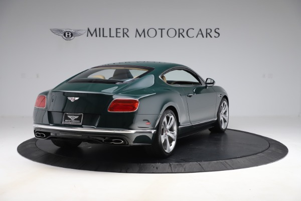 Used 2017 Bentley Continental GT V8 S for sale $139,900 at Aston Martin of Greenwich in Greenwich CT 06830 7