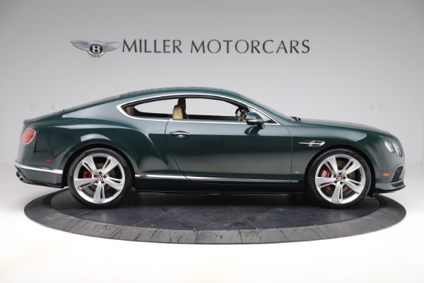Used 2017 Bentley Continental GT V8 S for sale $139,900 at Aston Martin of Greenwich in Greenwich CT 06830 9