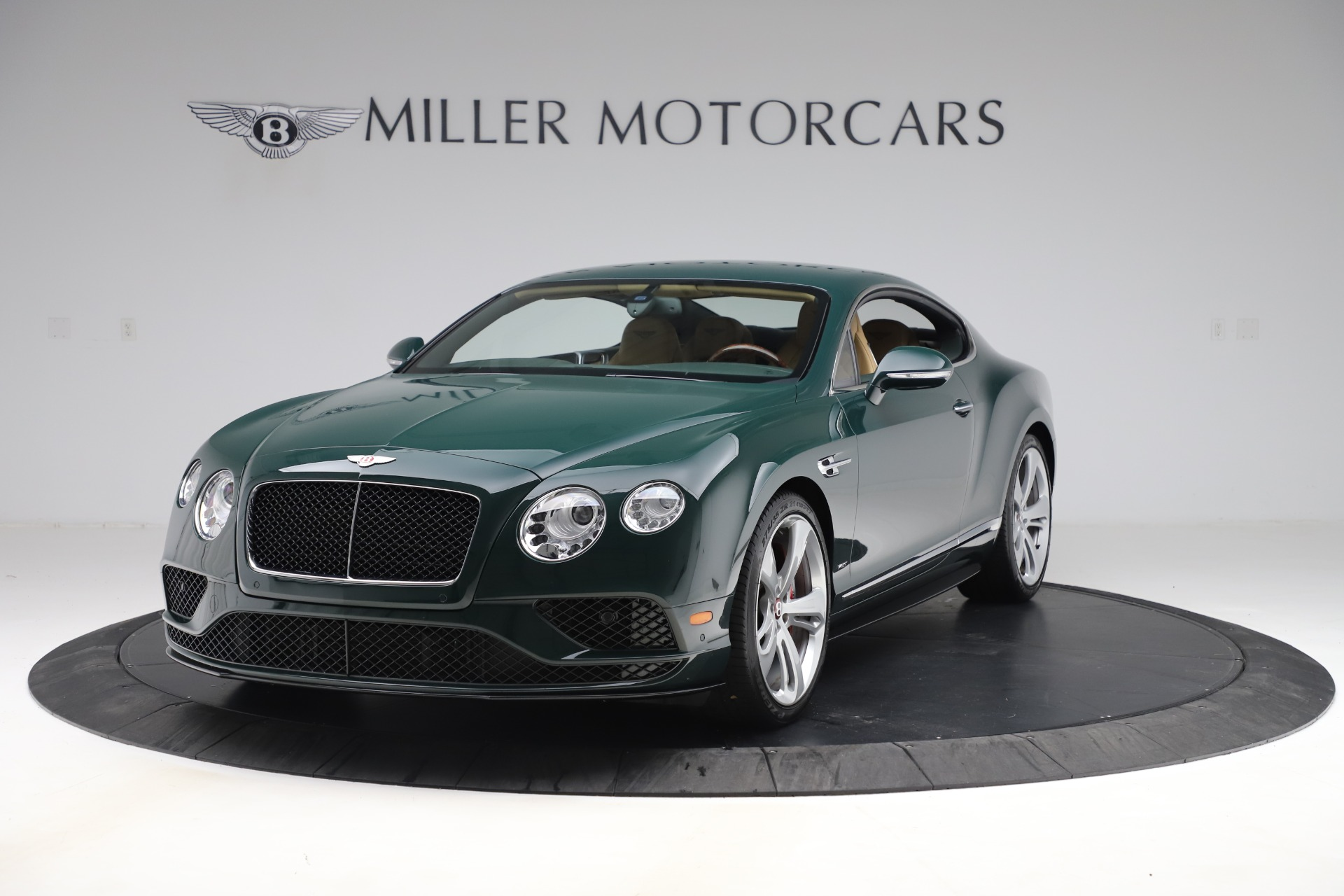 Used 2017 Bentley Continental GT V8 S for sale $139,900 at Aston Martin of Greenwich in Greenwich CT 06830 1