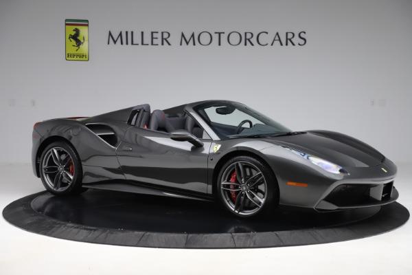 Used 2018 Ferrari 488 Spider for sale $293,900 at Aston Martin of Greenwich in Greenwich CT 06830 10