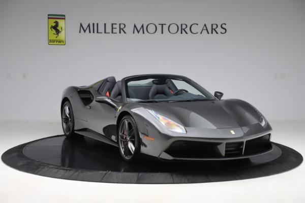 Used 2018 Ferrari 488 Spider for sale $293,900 at Aston Martin of Greenwich in Greenwich CT 06830 11