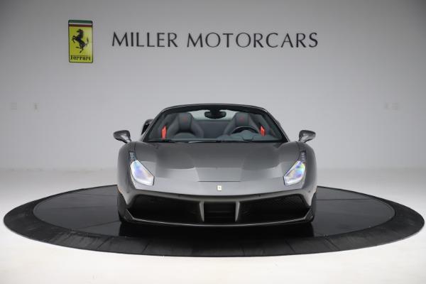Used 2018 Ferrari 488 Spider for sale $293,900 at Aston Martin of Greenwich in Greenwich CT 06830 12
