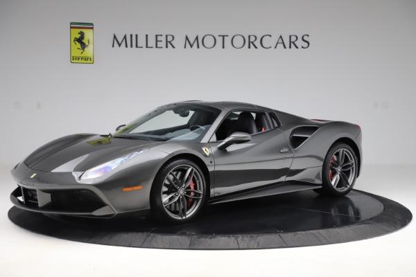 Used 2018 Ferrari 488 Spider for sale $293,900 at Aston Martin of Greenwich in Greenwich CT 06830 13