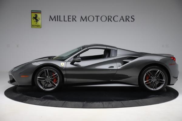 Used 2018 Ferrari 488 Spider for sale $293,900 at Aston Martin of Greenwich in Greenwich CT 06830 14