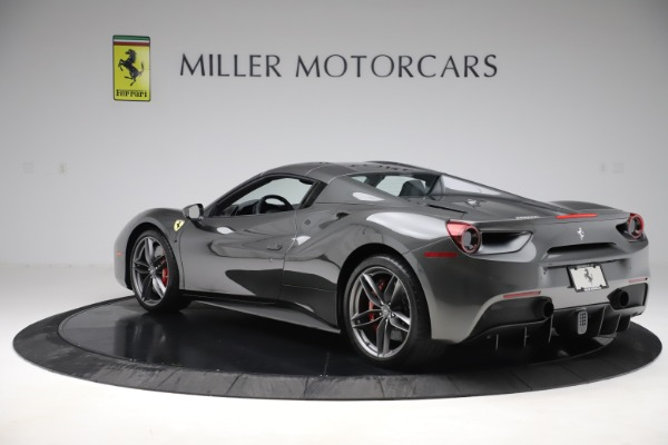 Used 2018 Ferrari 488 Spider for sale $293,900 at Aston Martin of Greenwich in Greenwich CT 06830 15
