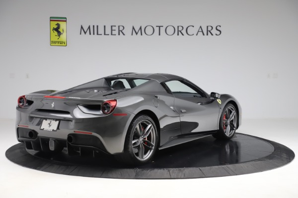 Used 2018 Ferrari 488 Spider for sale Sold at Aston Martin of Greenwich in Greenwich CT 06830 16
