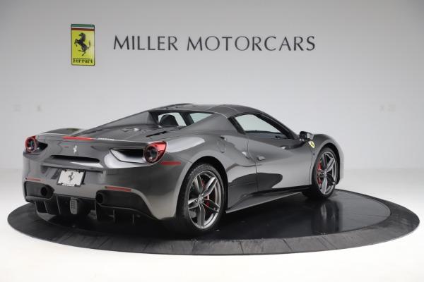 Used 2018 Ferrari 488 Spider for sale $293,900 at Aston Martin of Greenwich in Greenwich CT 06830 16