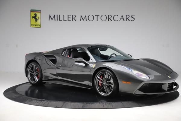 Used 2018 Ferrari 488 Spider for sale $293,900 at Aston Martin of Greenwich in Greenwich CT 06830 17