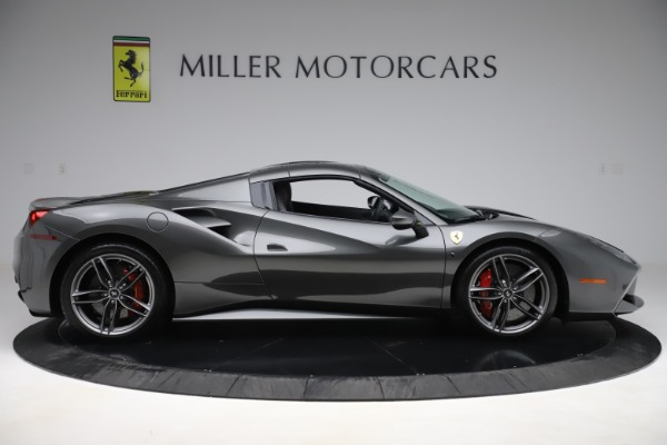 Used 2018 Ferrari 488 Spider for sale $293,900 at Aston Martin of Greenwich in Greenwich CT 06830 18
