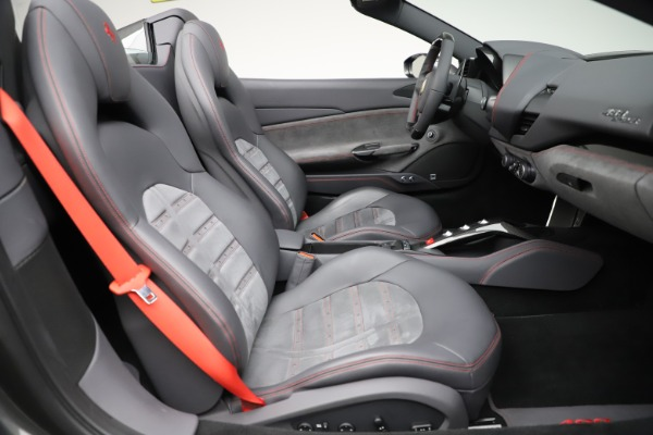 Used 2018 Ferrari 488 Spider for sale $293,900 at Aston Martin of Greenwich in Greenwich CT 06830 24