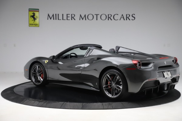Used 2018 Ferrari 488 Spider for sale $293,900 at Aston Martin of Greenwich in Greenwich CT 06830 4