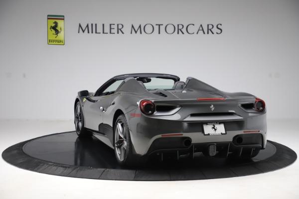 Used 2018 Ferrari 488 Spider for sale $293,900 at Aston Martin of Greenwich in Greenwich CT 06830 5